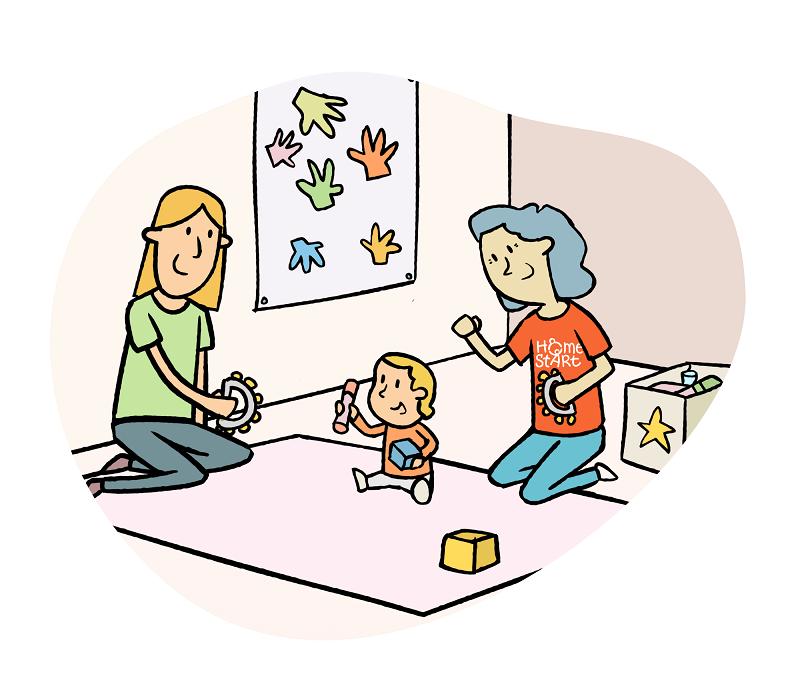 Parenting – Parents Helping Other Parents…