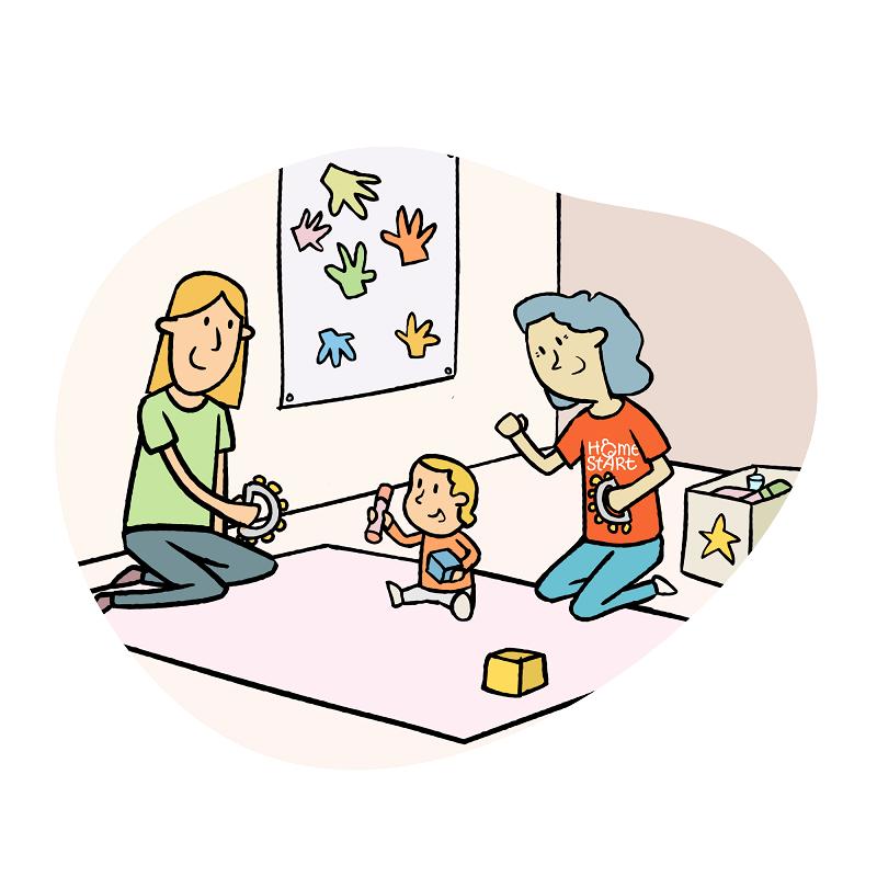 Parenting, Helping Parents