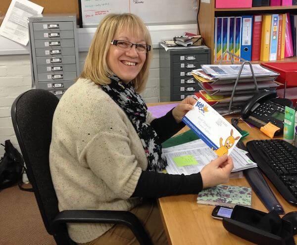 Kiddi Caru Donates To Home-Start Central Bedfordshire