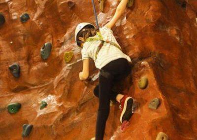 Climbing Wall Fundraise