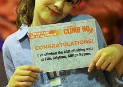 Leahs Charity Climb