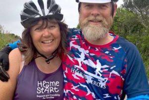 Charity Cycle Landsend John Ogroats