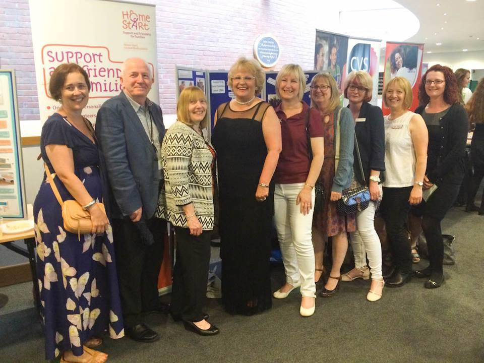 Cheering Volunteering Awards, Grove Theatre Dunstable