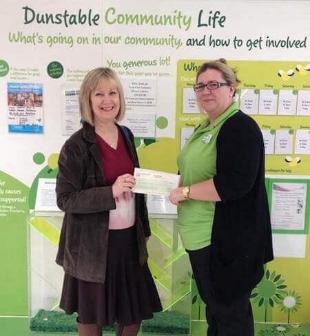 Dunstable Asda Donation