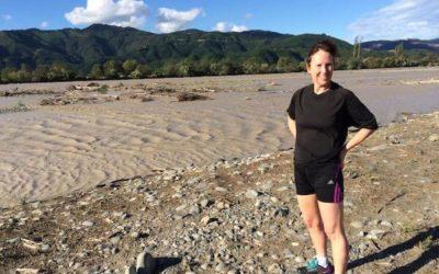 Our London Marathon Runner Elaine's Blog
