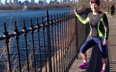 Elaine's Charity Run Blog – New York