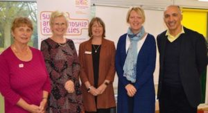 Home-Start Bedfordshire Volunteer Trustees