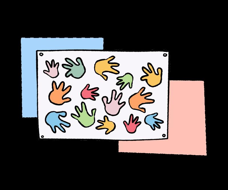 Helping Hands Course School Children