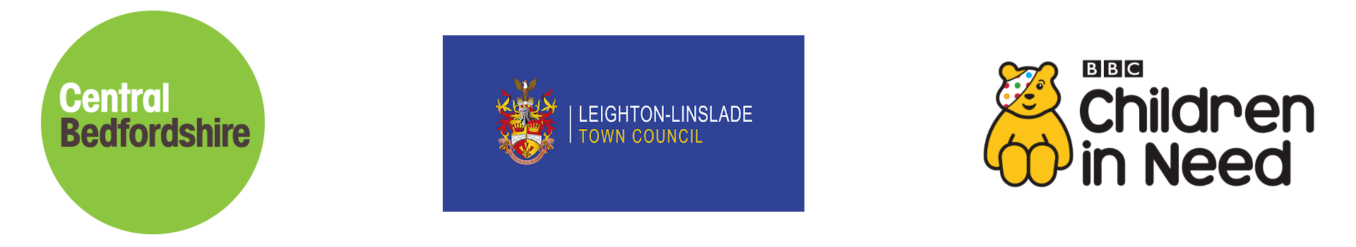 Central Bedfordshire Council, Leighton Linslade Town Council, Children In Need